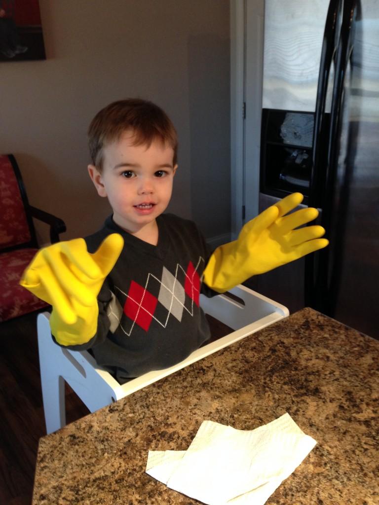 Jack gloves